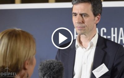 #Windgipfel 2018: Peter Ritzenhoff (Rektor Hochschule Bremerhaven)