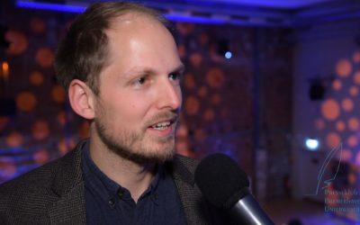 Journalistenpreis 2019: Gewinner Fabian Franke im Video-Interview